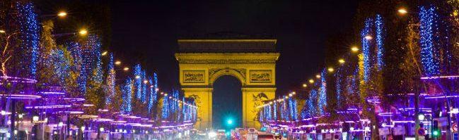 December in the City of Lights #COP21Paris